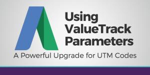 Using AdWords ValueTrack Parameters