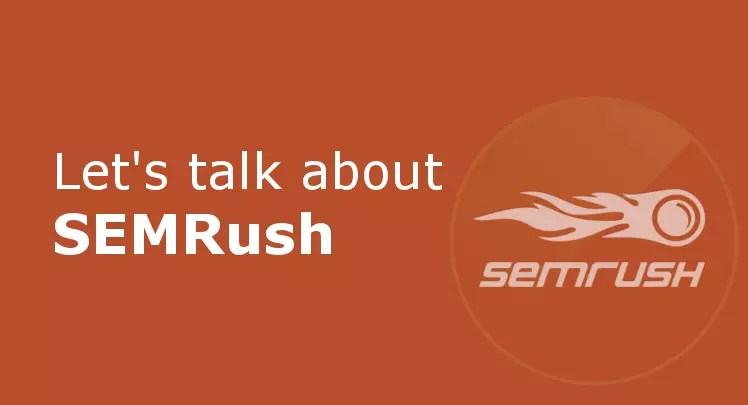 Buy Second Hand Semrush Seo Software