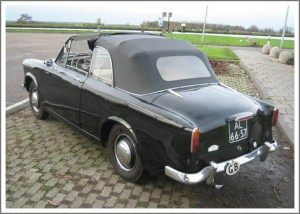 195759 Hillman Minx Convertible Tops and Convertible Top Parts