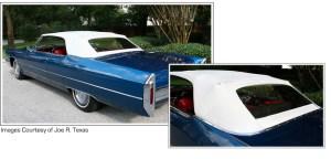 196570 Cadillac Coupe De Ville & Eldorado Convertible
