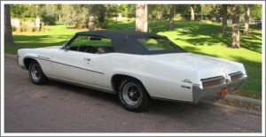 196570 Buick LeSabre Convertible Tops and Convertible Top