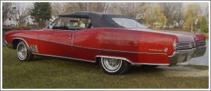 196570 Buick Wildcat Convertible Tops and Convertible Top
