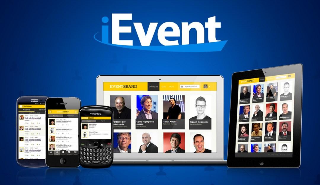 iEvent – Automação para Eventos e Feiras