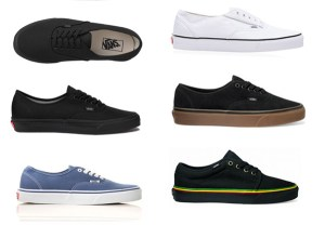 Vans Example 2 Convert Your Shoe Size