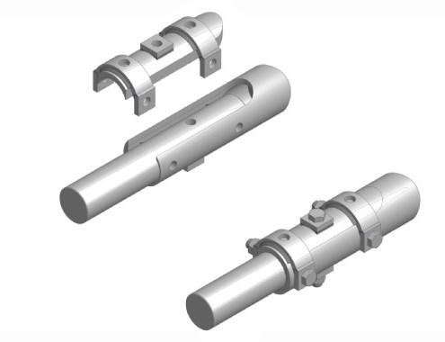 Dura-Link Screw Conveyor Couplings | Quick Link | Quick Key