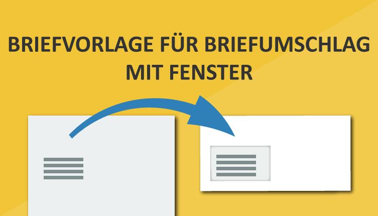 Vorlage Brief Für Fensterumschlag Din A4 . Briefvorlage Fur Briefumschlag Mit Fenster Gratis Download Convictorius