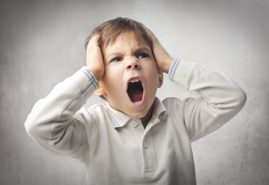 bigstock Angry child screaming 32404832 7 Reasons Your LinkedIn Profile is a Hot Mess