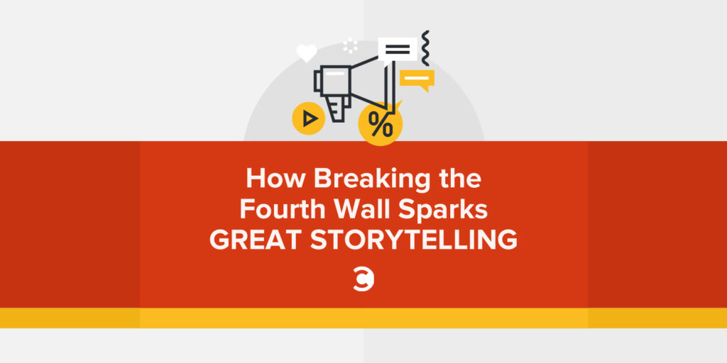 How Breaking the Fourth Wall Sparks Great Storytelling