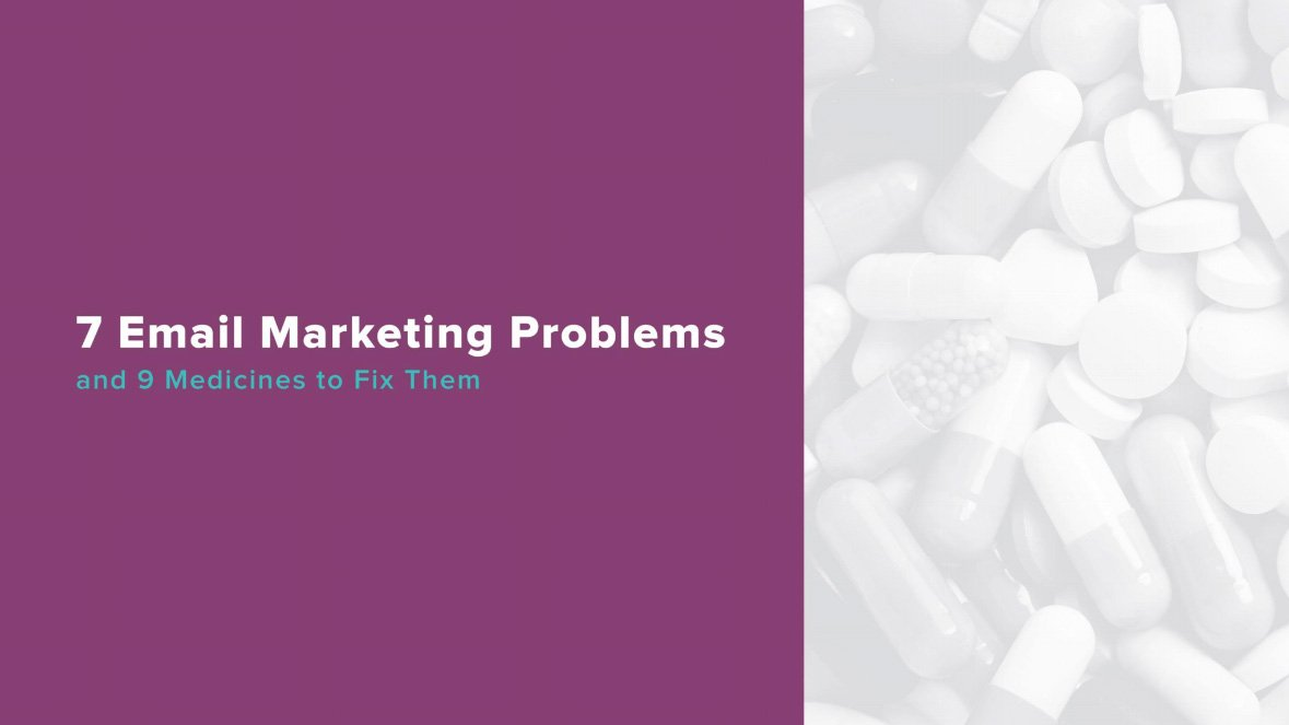 7 Email Marketing Problems