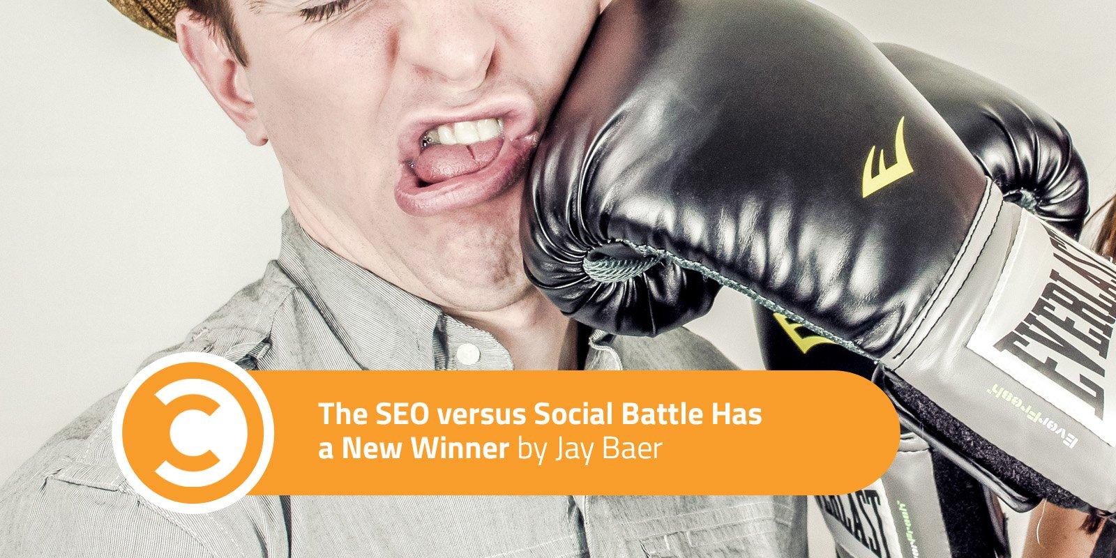 The SEO versus Social Battle Has a New Winner