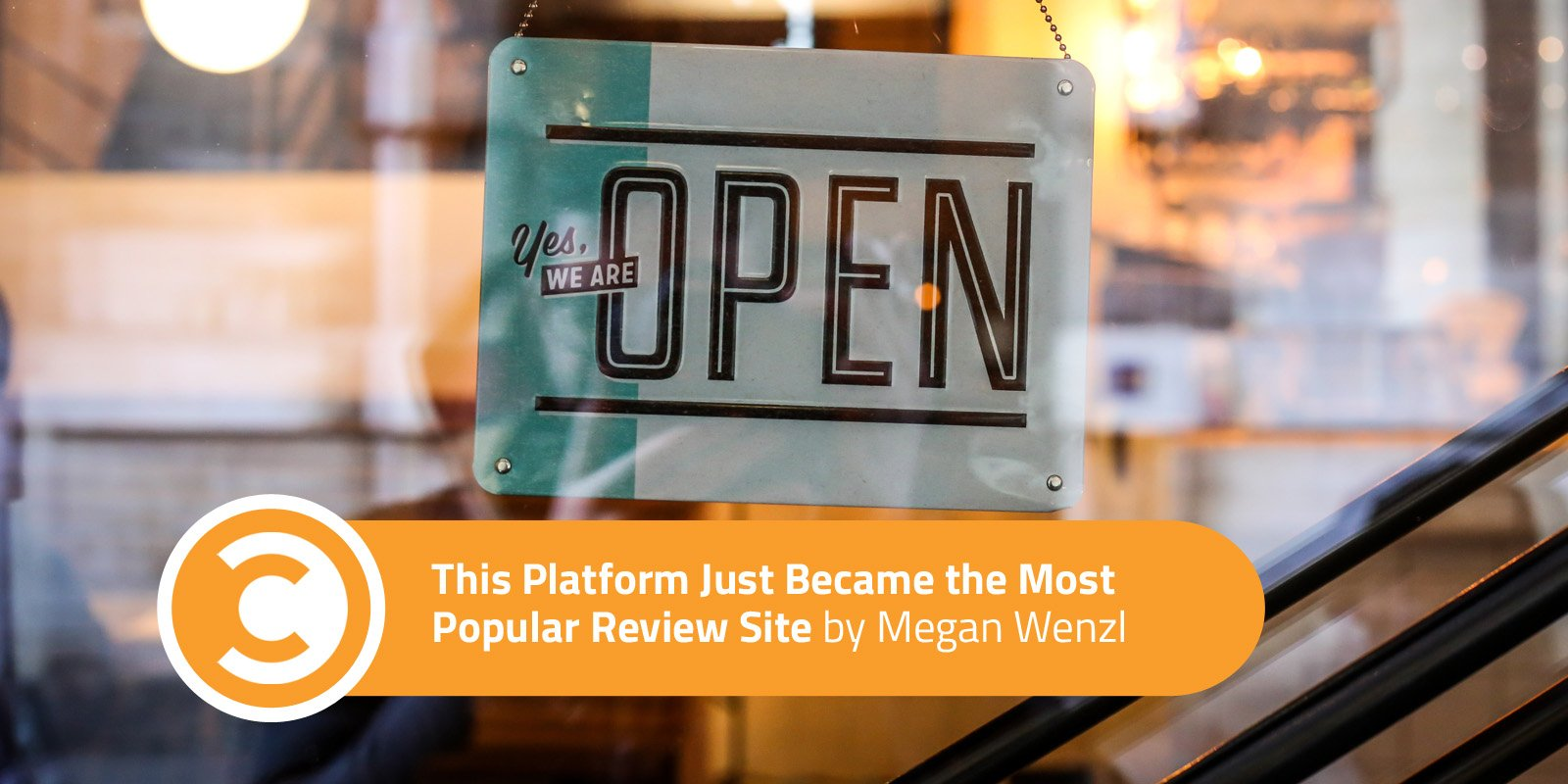 This Platform Just Became the Most Popular Review Site