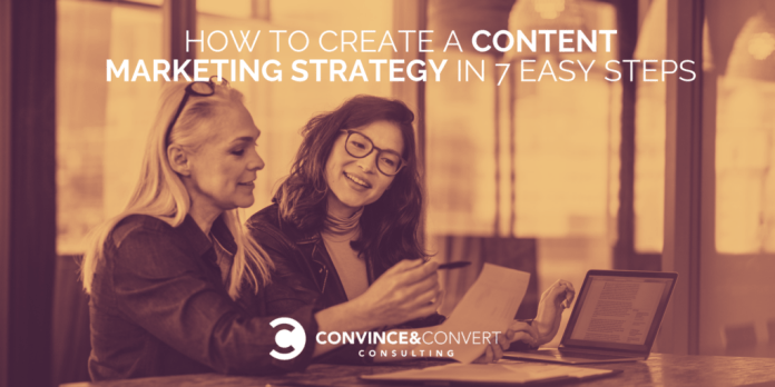 How to Create a Content Marketing Strategy