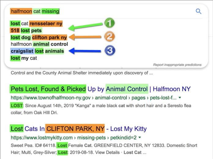 semantic search example