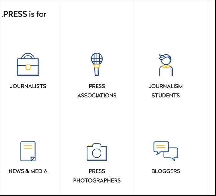 Radix press domain ideas