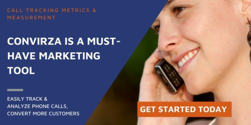Convirza is a must-have marketing tool with advanced call metrics