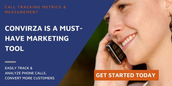 Make the right call Convirza is a must-have marketing tool with advanced call metrics