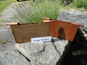 frame feeders