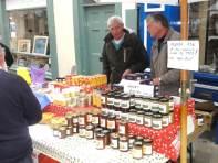 Plenty of honey for sale
