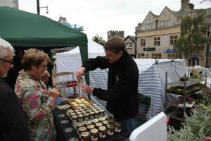 Conwy Honey Fair