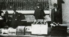 The Honey Fair in olden days