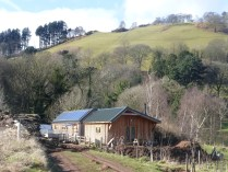 Woodland Skills Centre, 50-acre site, 40 acres of woodland