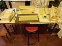 Making up frames