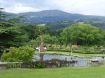 Tal y Fan from Bodnant Gardens