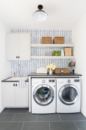 Genius Laundry Room Storage Organization Ideas 15