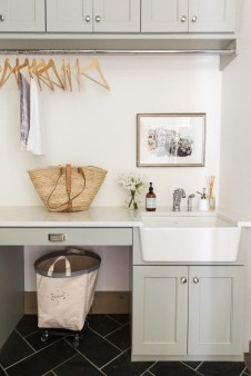 Genius Laundry Room Storage Organization Ideas 24