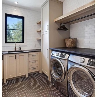 Genius Laundry Room Storage Organization Ideas 28