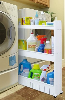 Genius Laundry Room Storage Organization Ideas 51