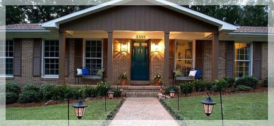 Great Front Porch Addition Ranch Remodeling Ideas 23