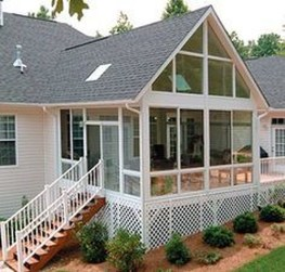 Great Front Porch Addition Ranch Remodeling Ideas 25
