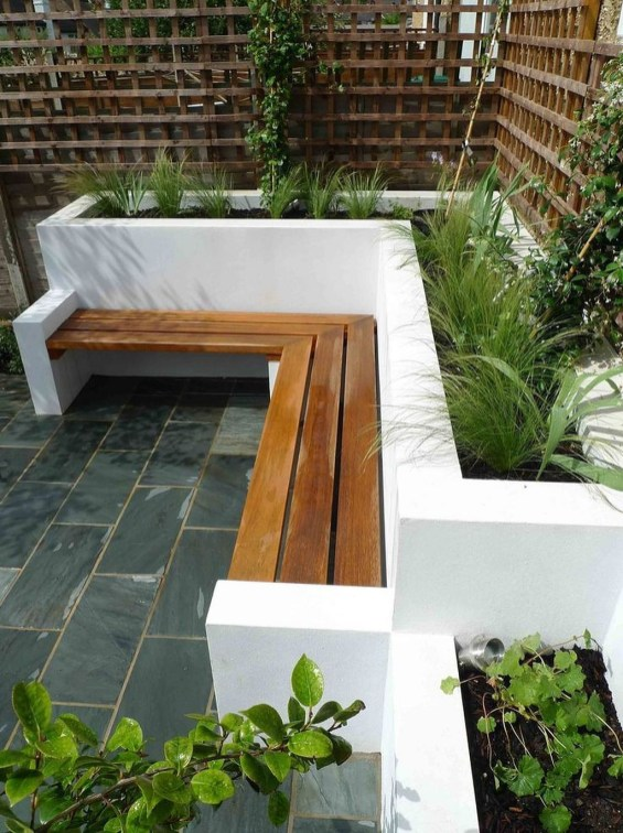 Amazing Backyard Seating Design Ideas 27