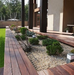 Amazing Scandinavian Backyard Landscaping Ideas 04