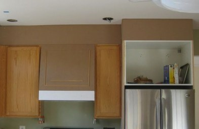 Awesome Decorating Above Kitchen Cabinets 03