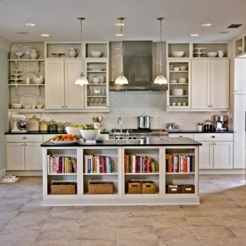 Awesome Decorating Above Kitchen Cabinets 11