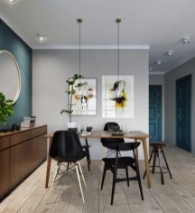 Beautiful Modern Small Apartment Design Ideas 15