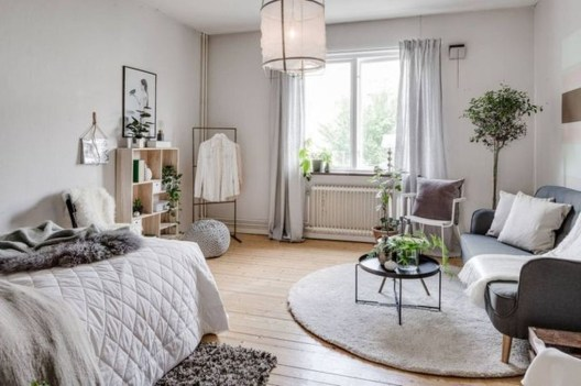 Beautiful Modern Small Apartment Design Ideas 41