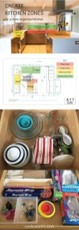 Best Ways To Organize Kitchen Cabinet Efficiently 27