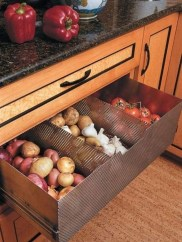 Best Ways To Organize Kitchen Cabinet Efficiently 45