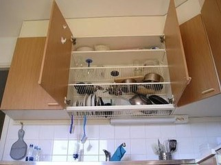 Best Ways To Organize Kitchen Cabinet Efficiently 47