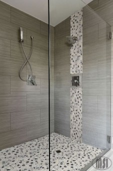 Creative Master Bathroom Shower Remodel Ideas 40