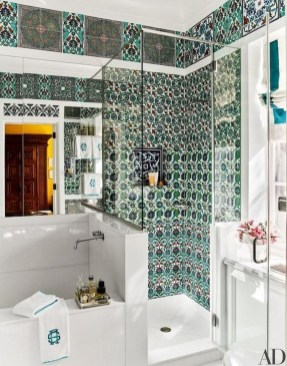 Lovely Eclectic Bathroom Ideas 41