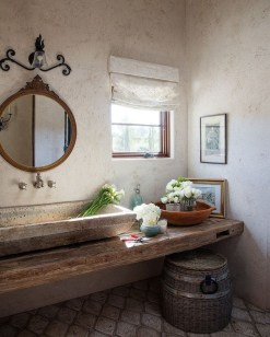 Stunning Vintage Bathroom Decor Ideas Trends 2018 11