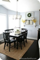 Stylish Beautiful Dining Room Design Ideas 11