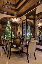 Stylish Beautiful Dining Room Design Ideas 20