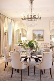 Stylish Beautiful Dining Room Design Ideas 26