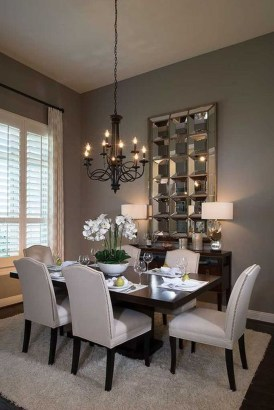 Stylish Beautiful Dining Room Design Ideas 41