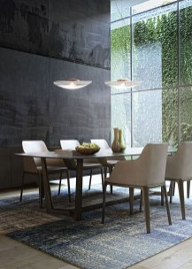 Stylish Beautiful Dining Room Design Ideas 48